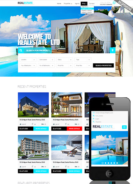 Website template 300111924