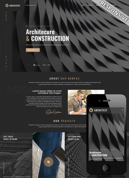 Website template 300111950